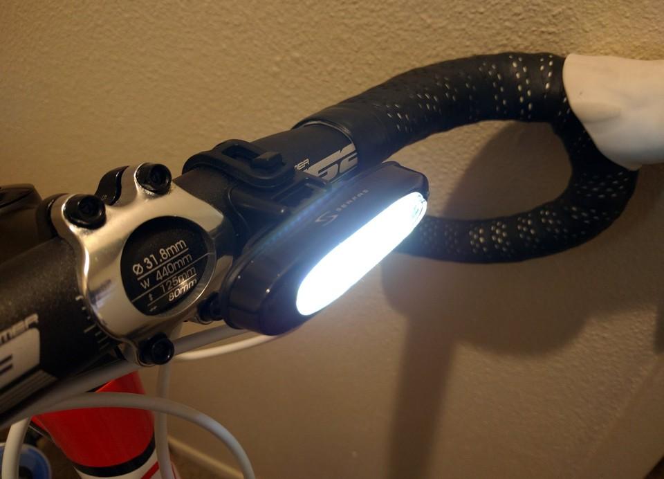 Serfas Quasar Headlight