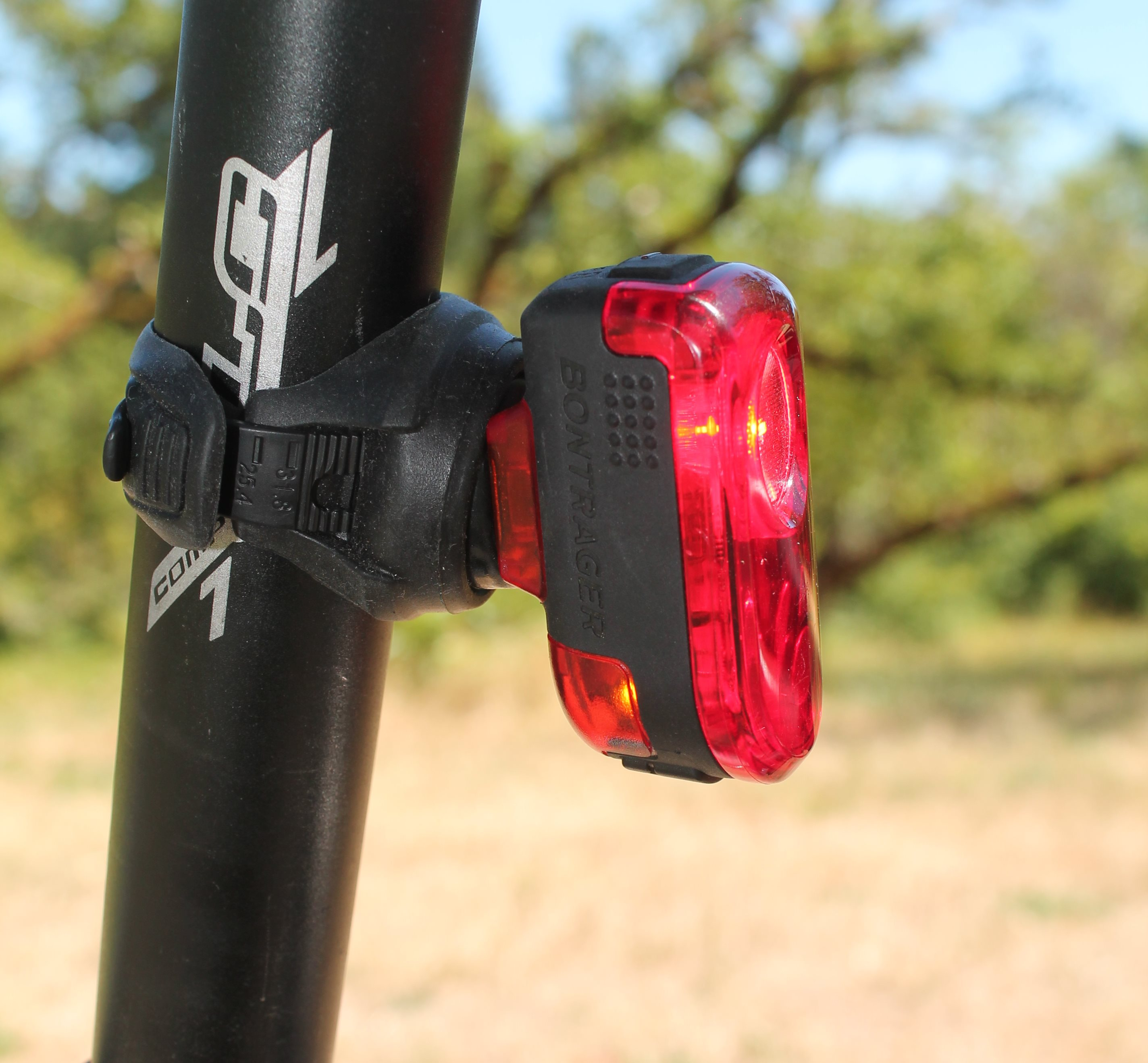 Bontrager Flare R Review The Bike Light Database