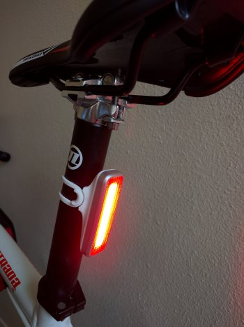 Knog Blinder Mob mounting
