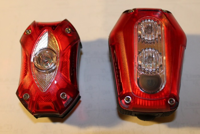 Serfas USL-TL80 Review - The Bike Light Database